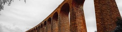 Culloden Viaduct in Schottland von Kurt Flückiger Photography