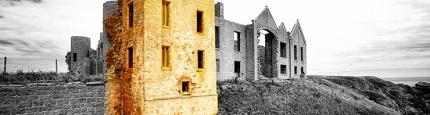 Ruins of New Slains Castle von Kurt Flückiger Photography