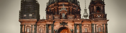Berliner Dom by Kurt Flückiger Photography
